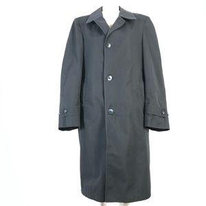 Vintage London fog trench jacket